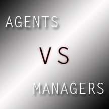 THE DIFFERENCES BETWEEN AGENTS AND MANAGERS