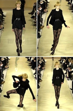 WHAT TO DO IF YOU TRIP OR FALL WALKING THE RUNWAY