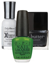 2013 Hottest Nail Colors