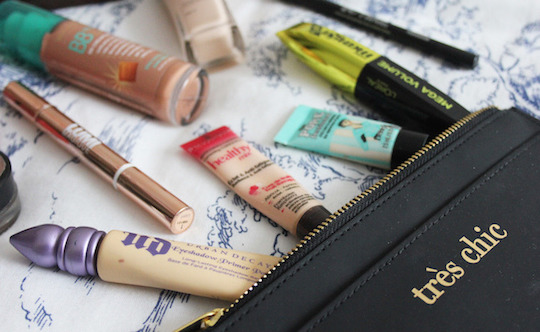 How to Spring Clean Your Makeup Bag