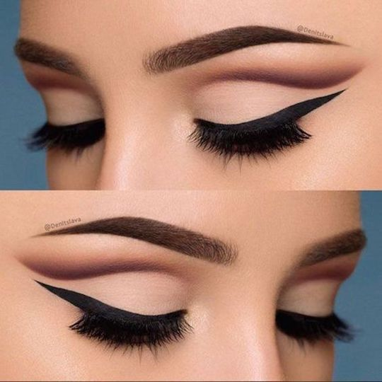 Flawless Cut Crease Eyeshadow How To