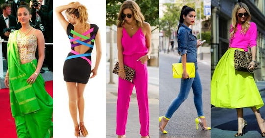 Neon Trend: How to Style and Wear It in Fashion and Beauty