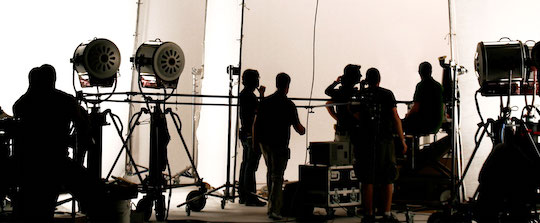 Different Roles and Staff on Set